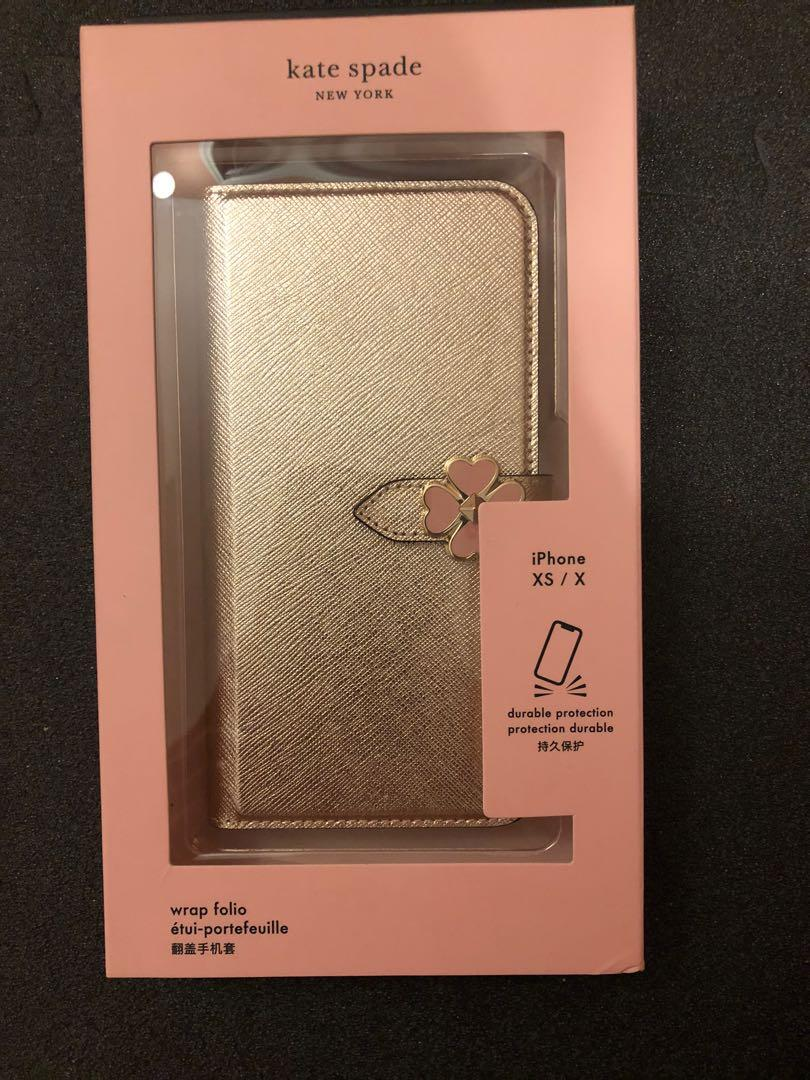 Kate Spade case iPhone X/xs