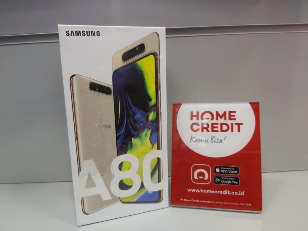 Kredit Samsung Galaxy A80 Ram 8GB