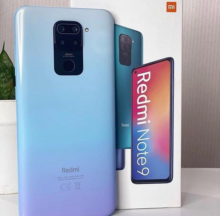 Kredit xiaomi redmi note 9 Ram 4gb