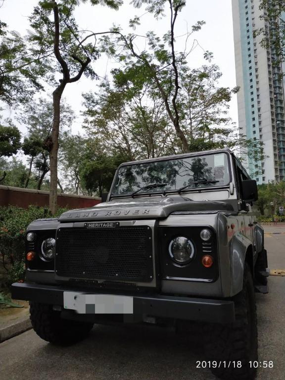 Land Rover Defender 2.5 5-Dr TD5 110 S/W (M)