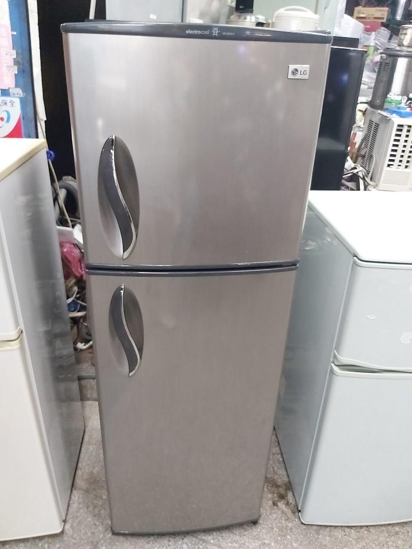 二手中古樂金LG237公升2門冰箱,型號GR-292QLC,line帳號chin0290