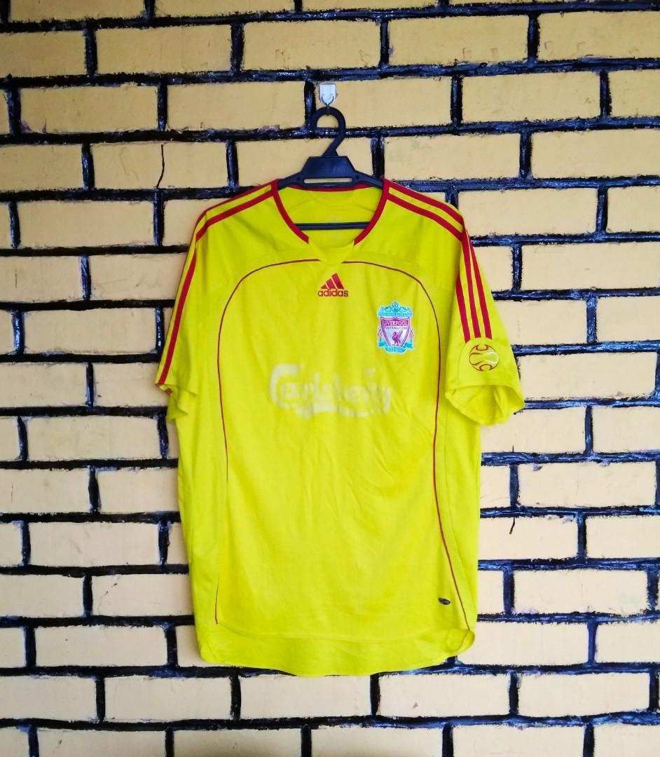 Liverpool Away Jersey 2006/2007