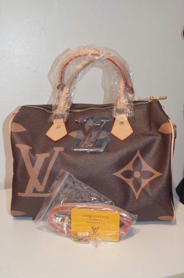 Louis Vuitton Bowler Bag