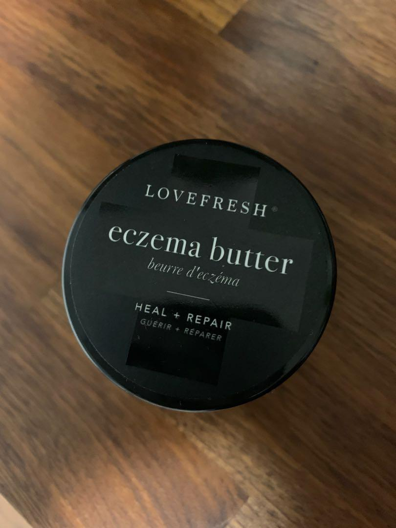 Lovefresh eczema butter