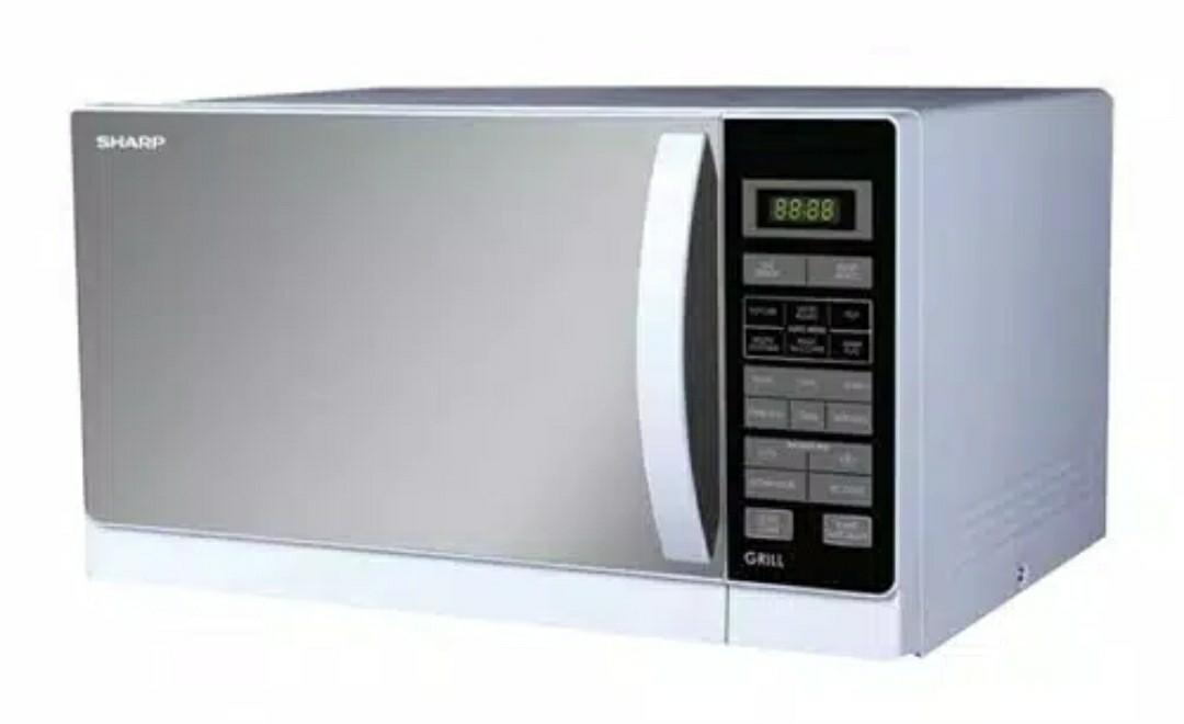 Microwave Oven Grill Sharp R-728 (W)-IN 25L