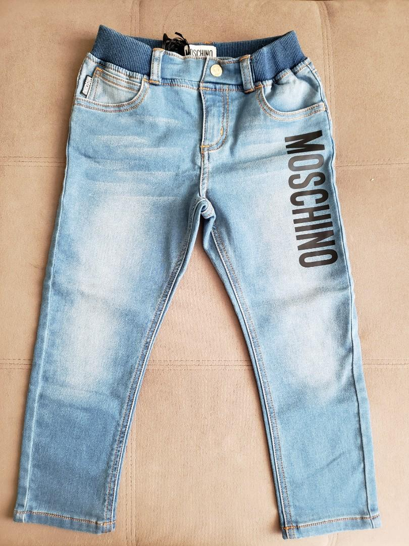 Moschino Kids Stretchy Jeans - 3T