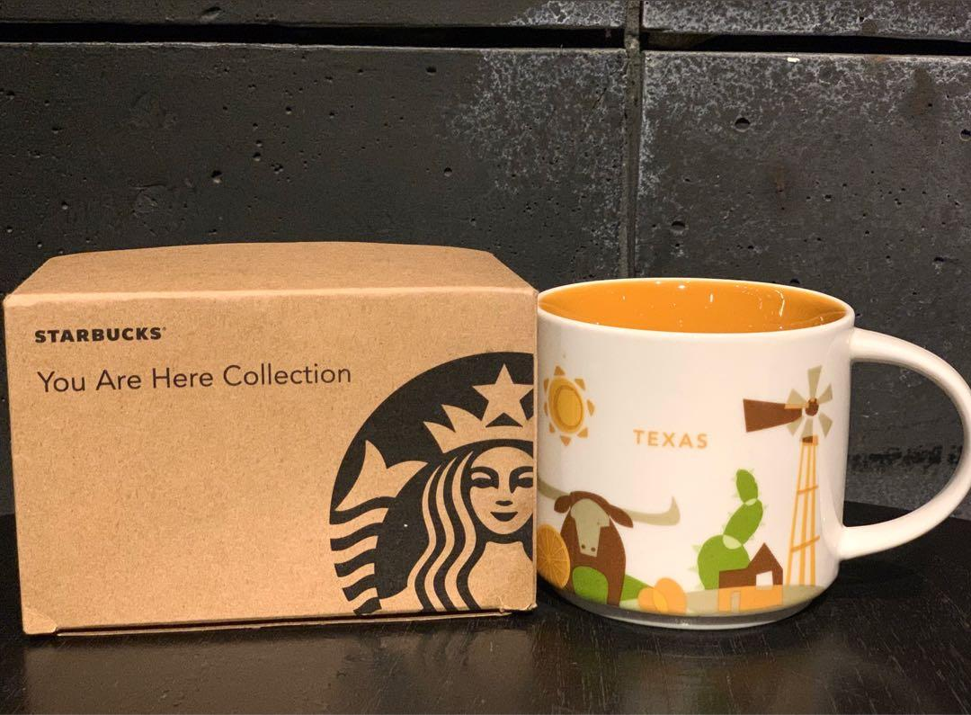 Mug Starbucks Texas