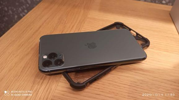 Iphone 11 Pro Max 256 GB Midnight green (battery masih 92%)