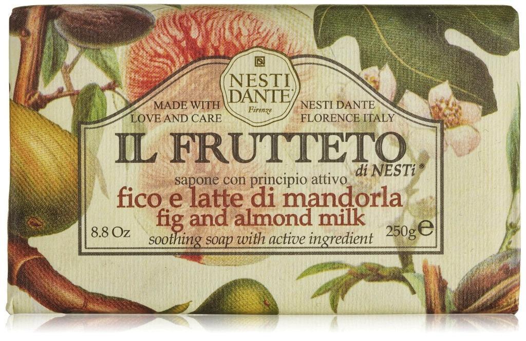 Nesti Dante Soap Bar Il Frutteto Fig and Almond Milk