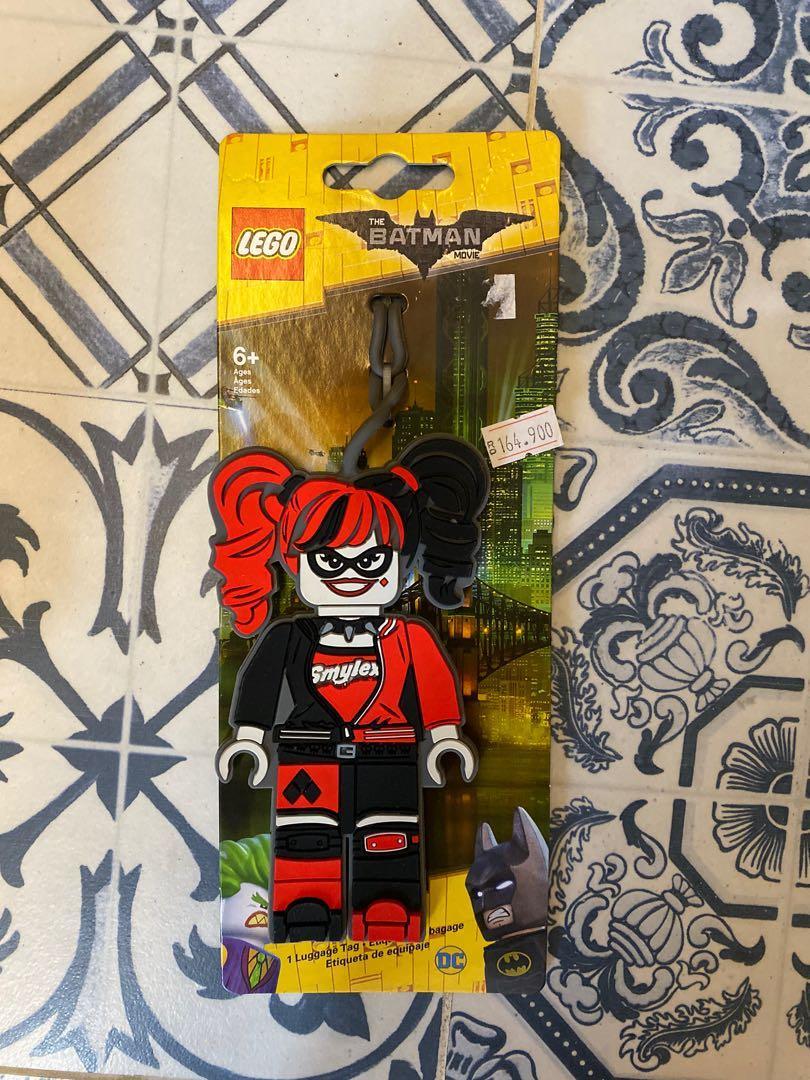 NEW Bag Tag Lego Batman ce