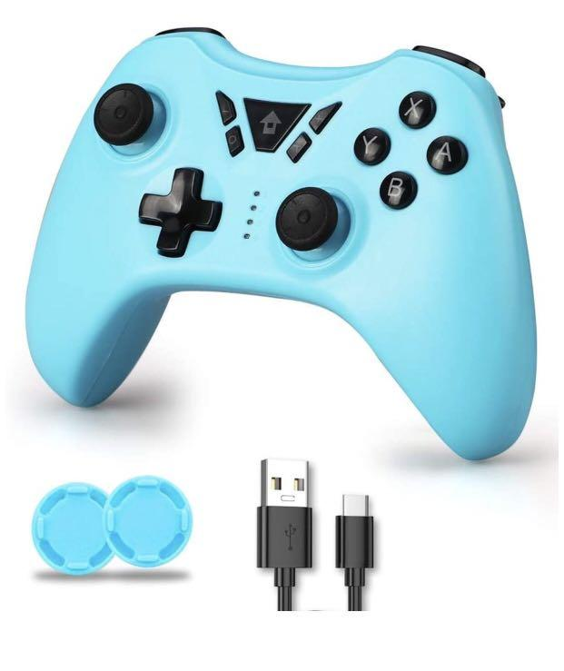 New Switch Controller, Manette Switch, Pro Switch Controller, Switch Lite Controller, Wireless