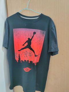 Nike air Jordan超大Logo Tee