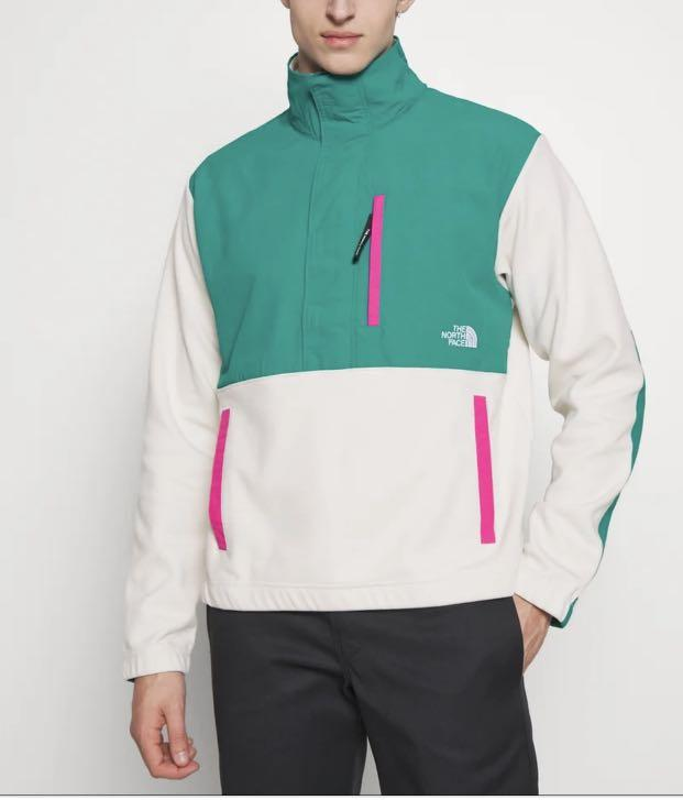 North Face Graphic Jacket (XXL)