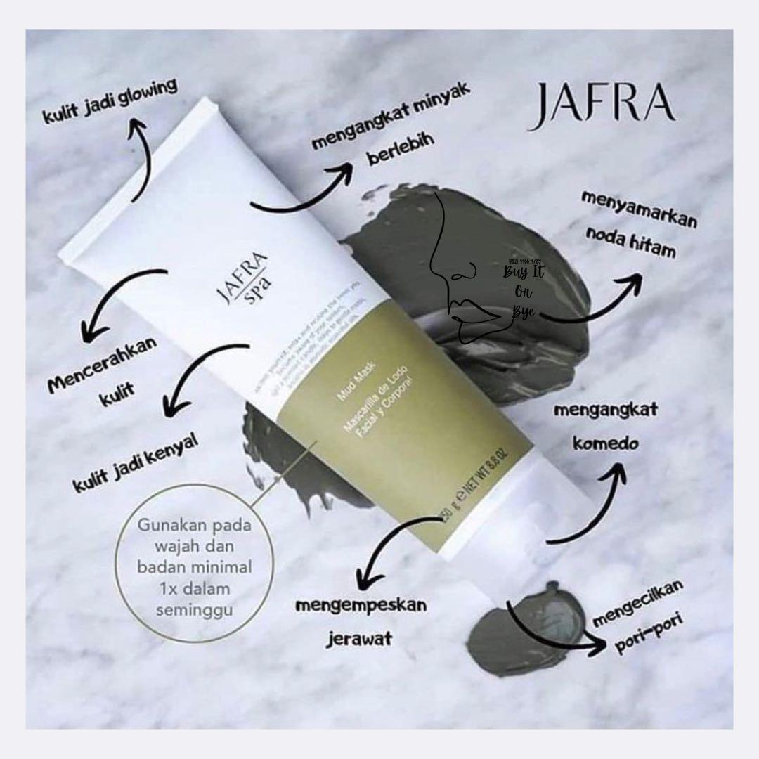 Paket Glowing Skin By Jafra