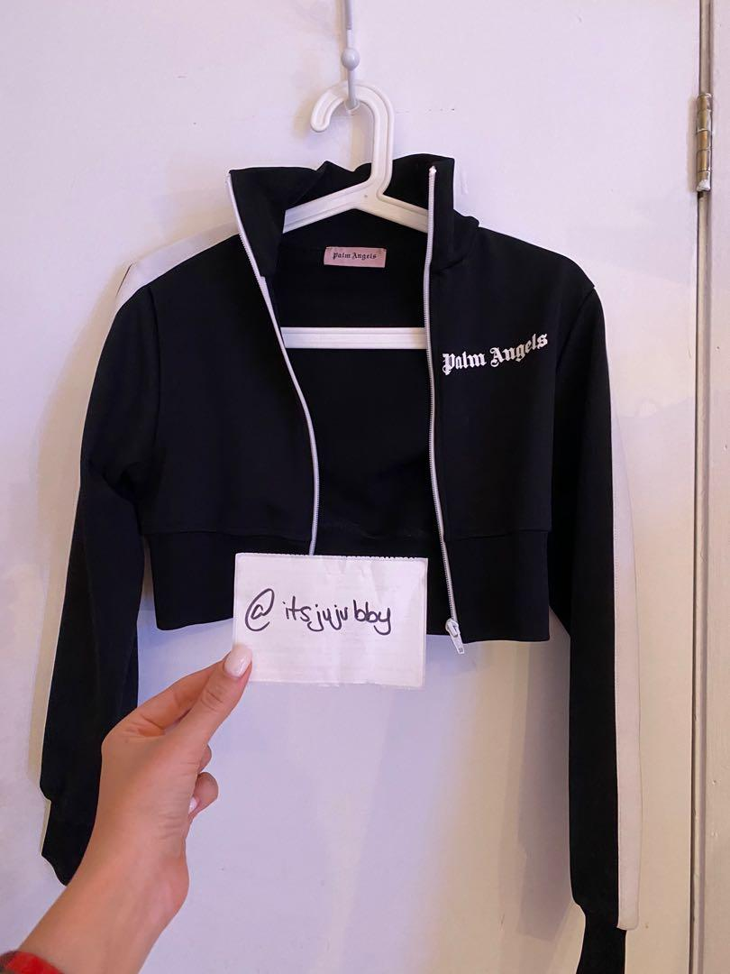 Palm Angels Cropped Jacket- Sold out everywhere