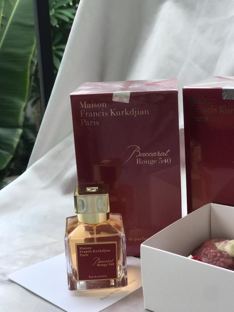 Parfum baccarat premium