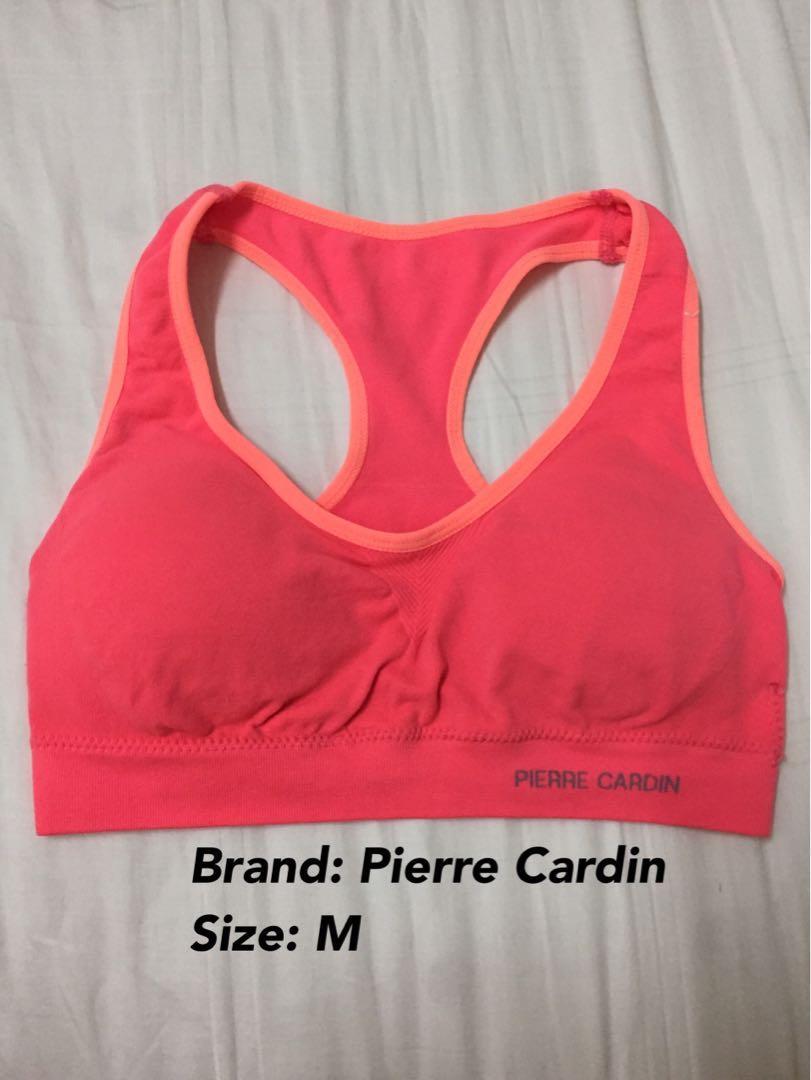 Pierre Cardin Sports Bra
