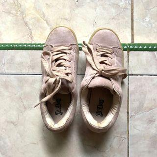 Pink Shoes Sneakers by Payless