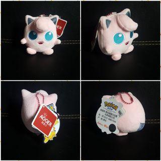 ϟϟ(๑⚈․̫⚈๑) Pokemon plush toy