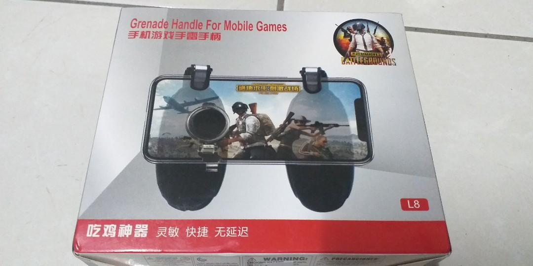 portable game pad