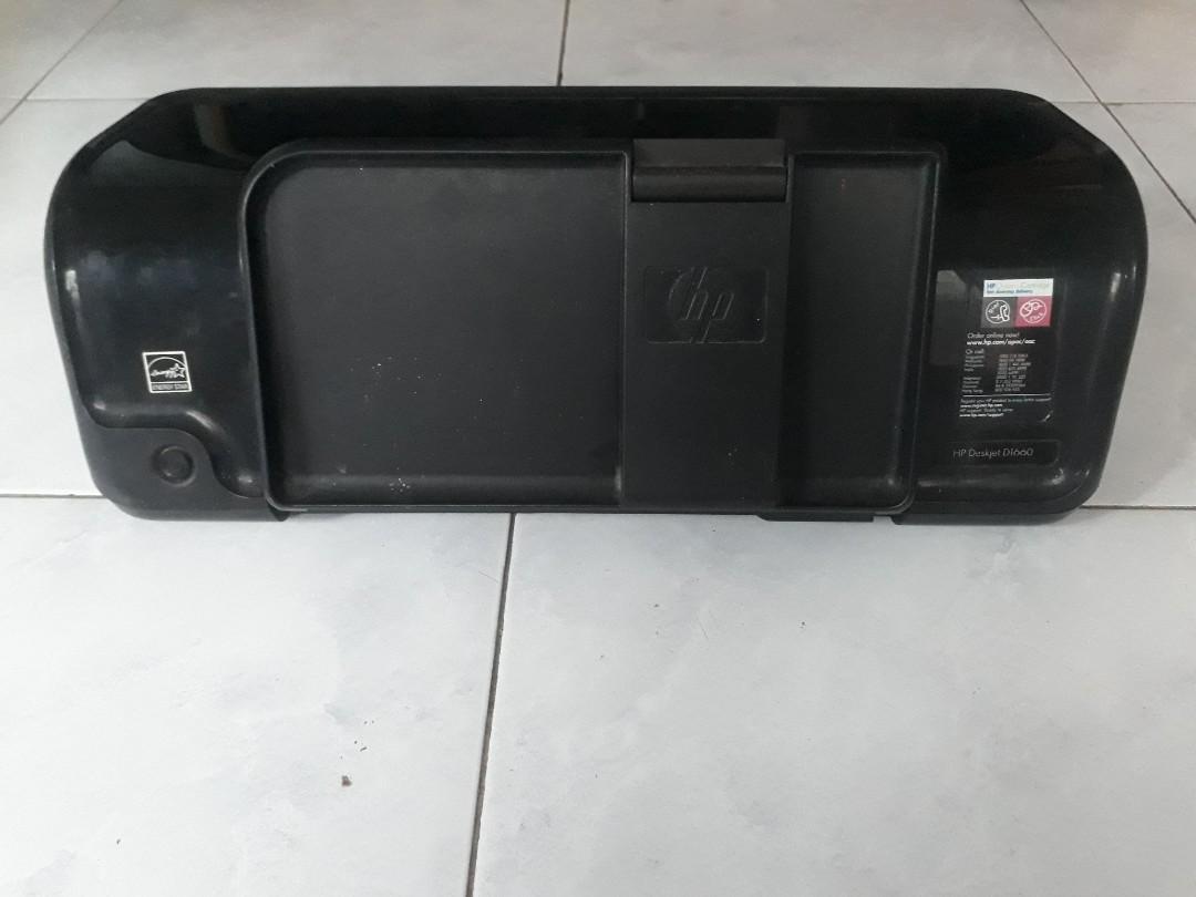 #OktoberSale Printer HP Deskjet D1660