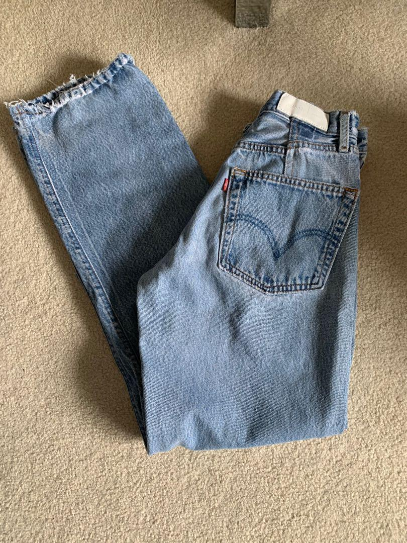 RE/DONE Levi's 90s Jean (Size 28)