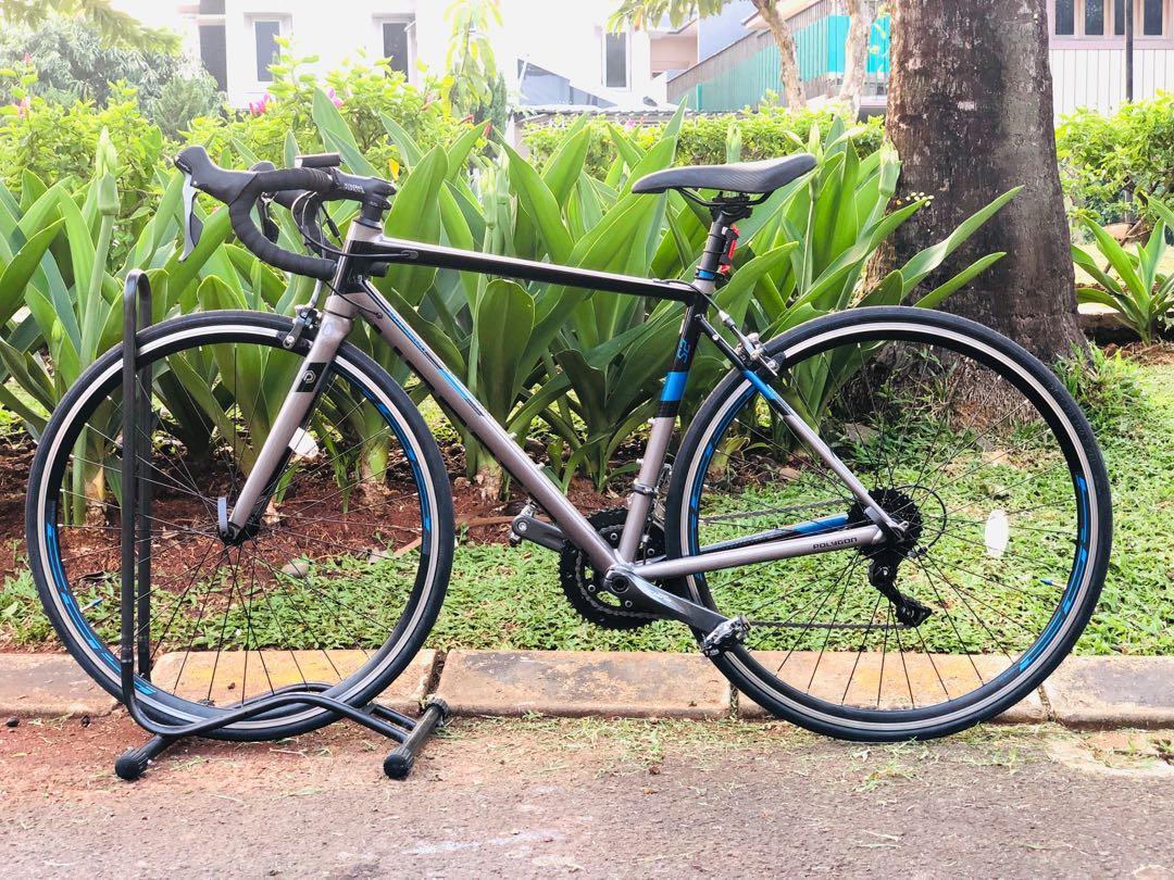 Roadbike Polygon Stratoss S2 2021