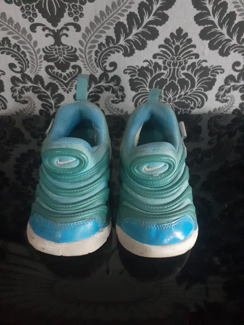 Sepatu anak nike original size 23.5 insol 13cm