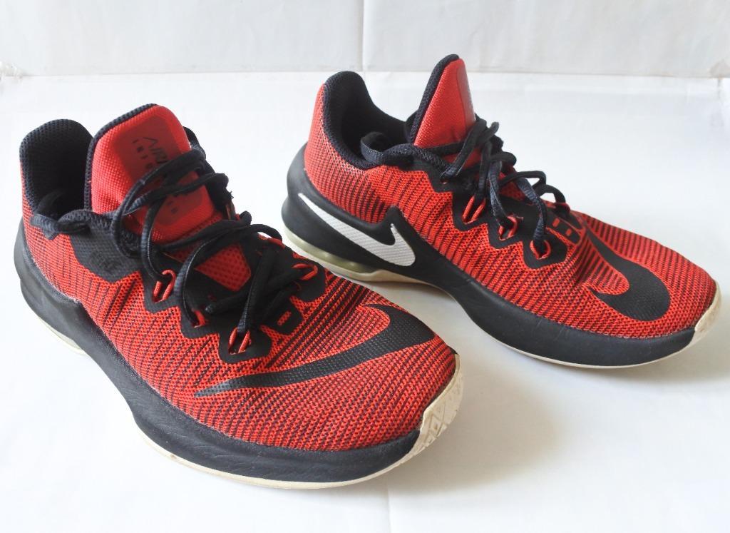 Sepatu Basket Anak Nike Infuriate II Low. Size 35,5 (22,5 cm)