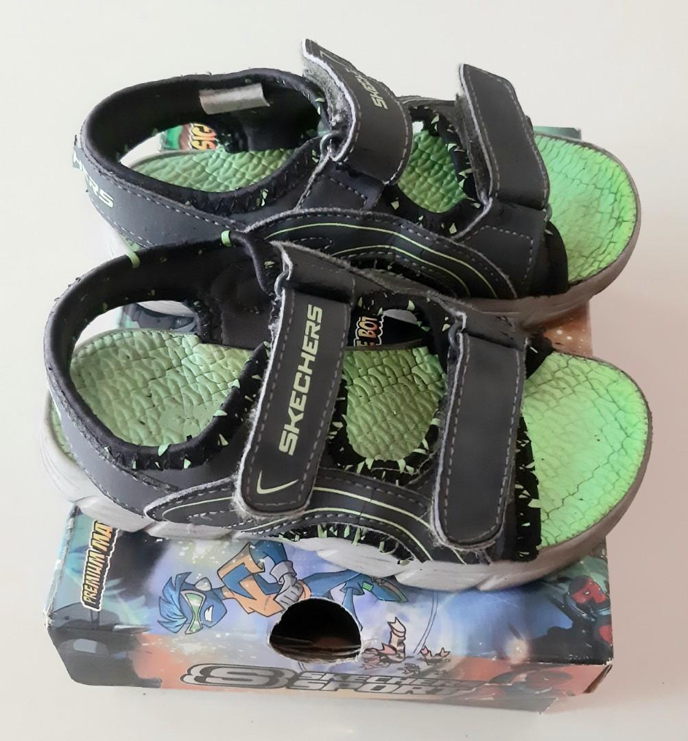 Sepatu Sandal Skechers ORI