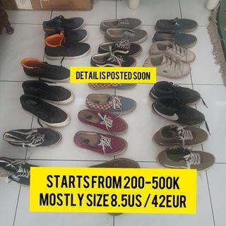 Sepatu Second Original Soon!