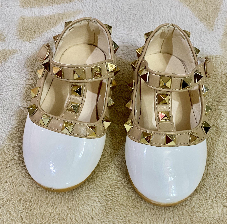 Sepatu Shoes baby girl Valentino style Like New