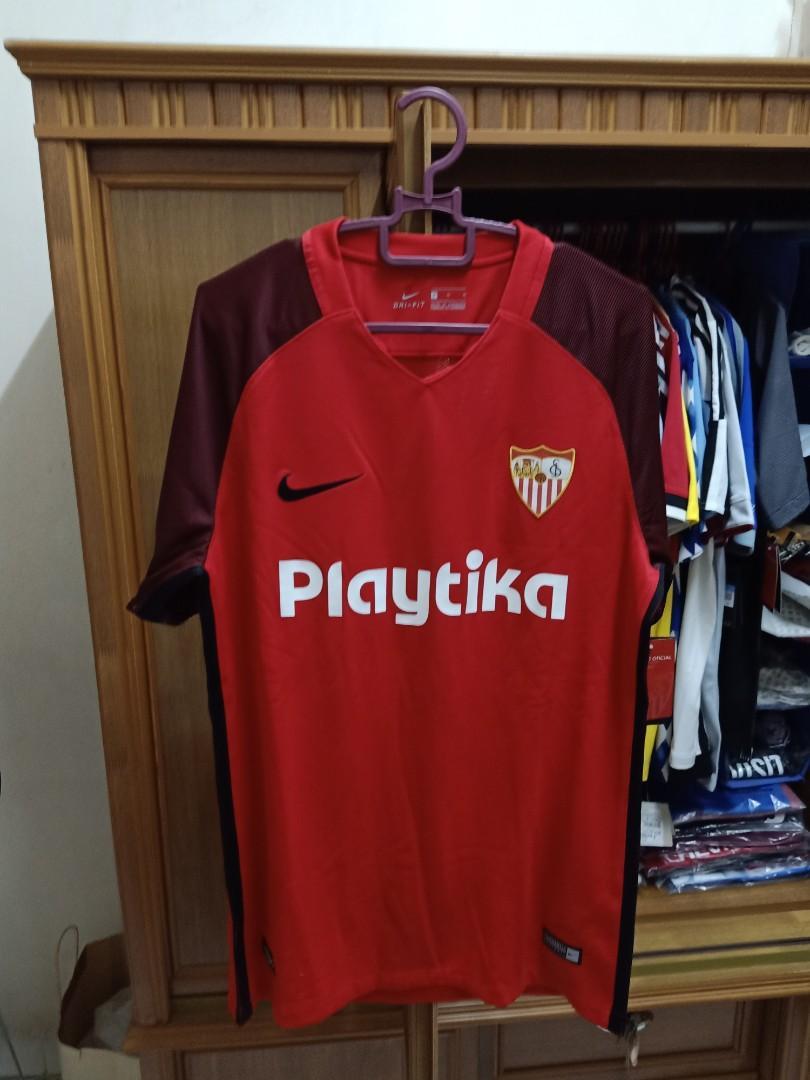 Sevilla Away Kit 18/19