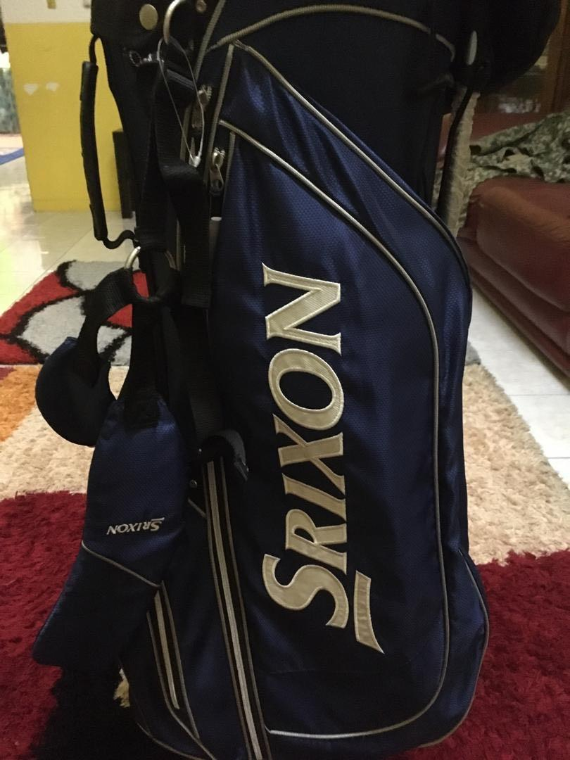 Srixon stand bag golf