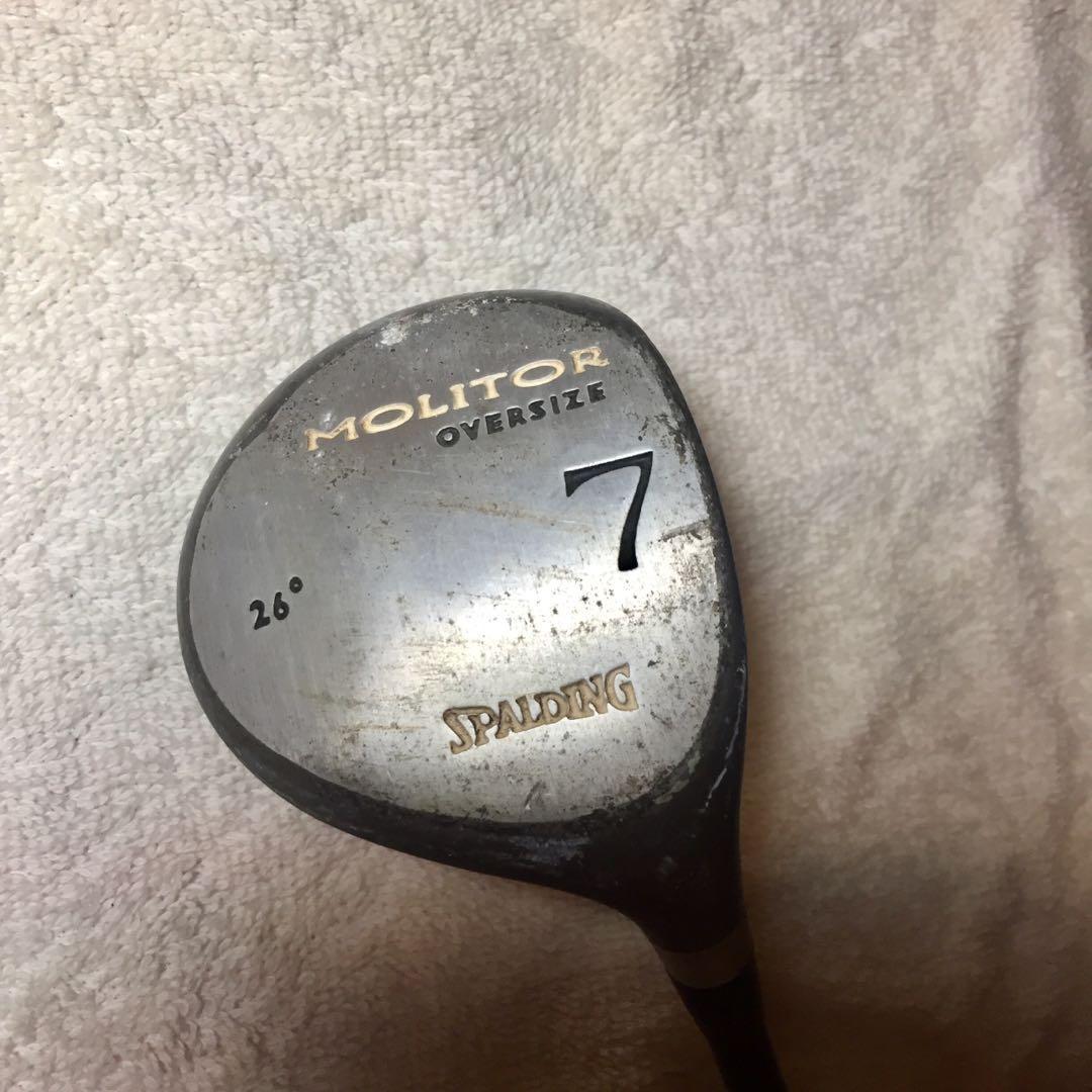 Stick golf molitor oversize 7 26 driver