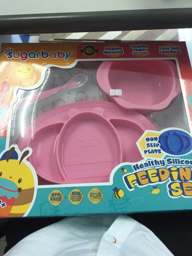 Sugar baby feeding set jual rugi