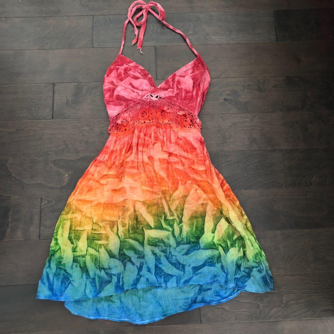 Summer Dress/Beach Cover Up