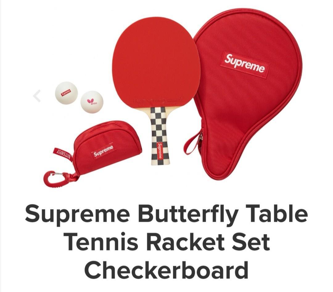 Supreme Ping Pong