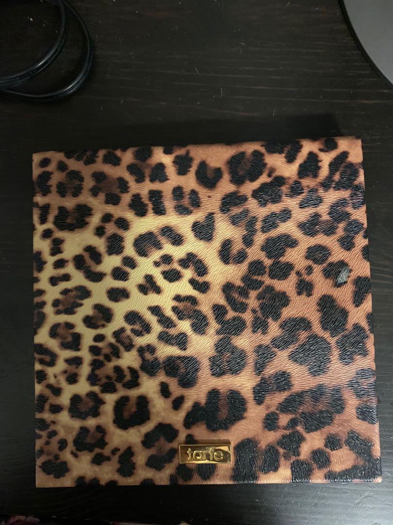 Tarte customized palette