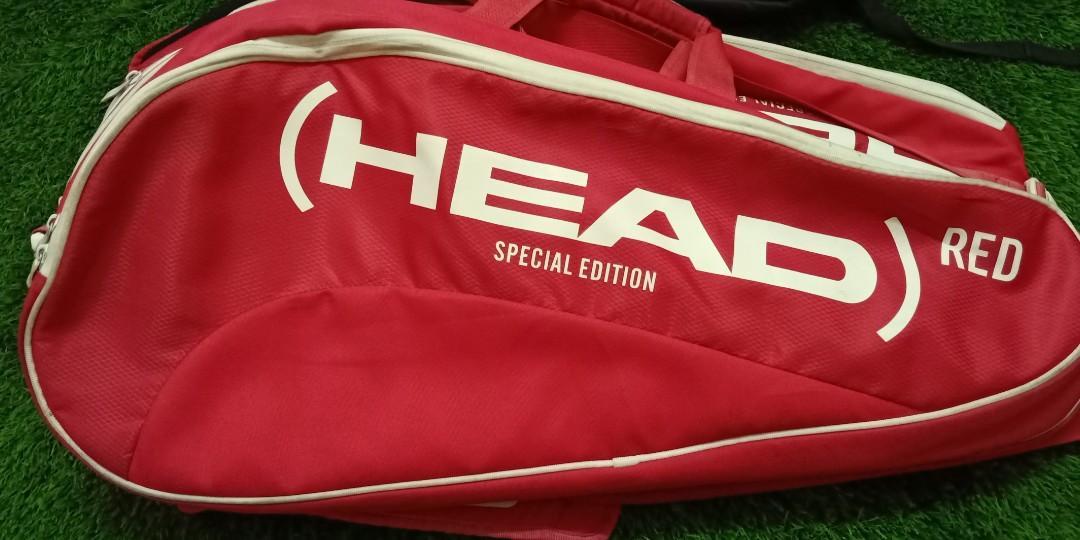 Tennis Head Bag
