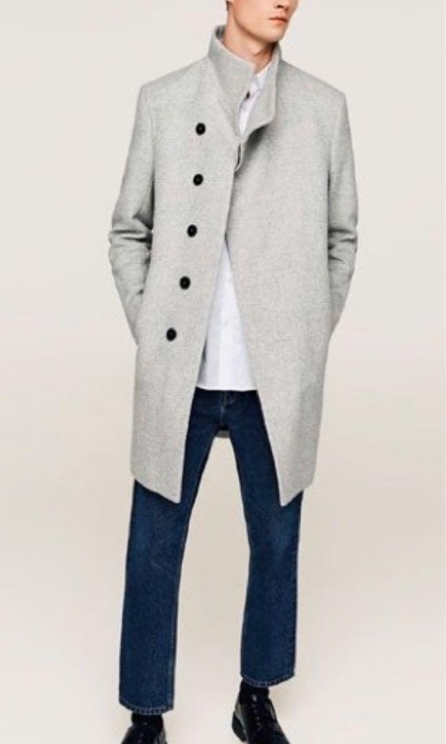Zara men's coat