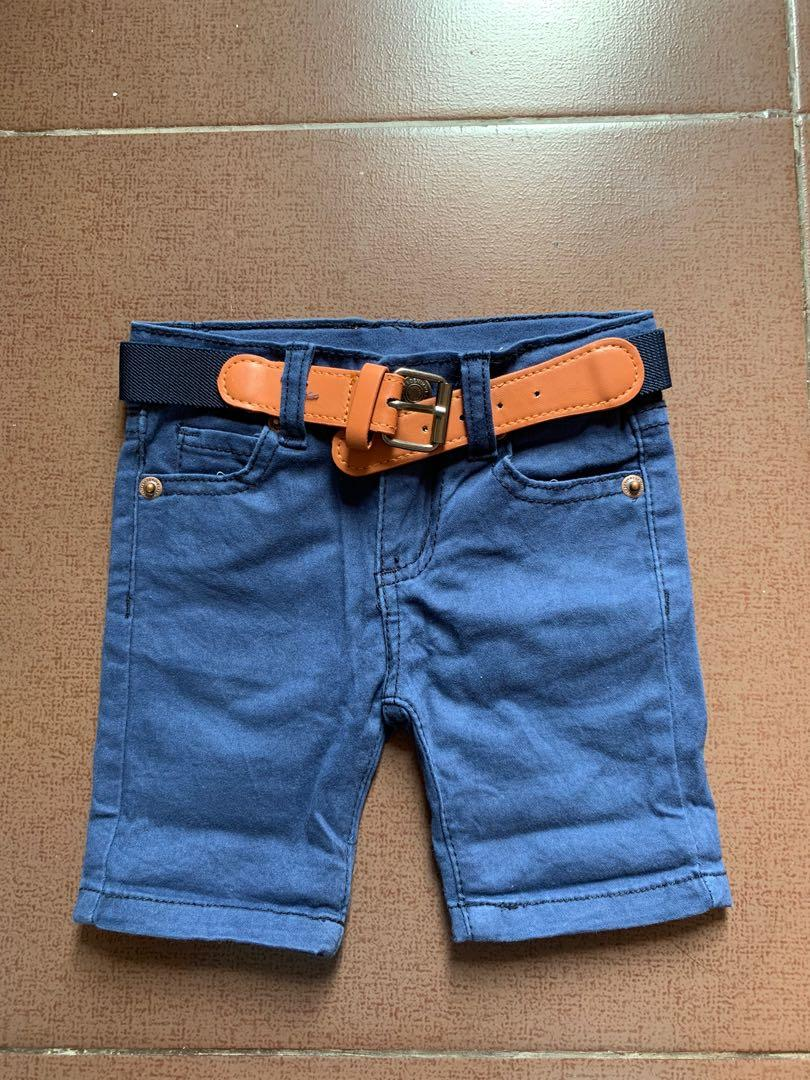 Zara Navy Pants
