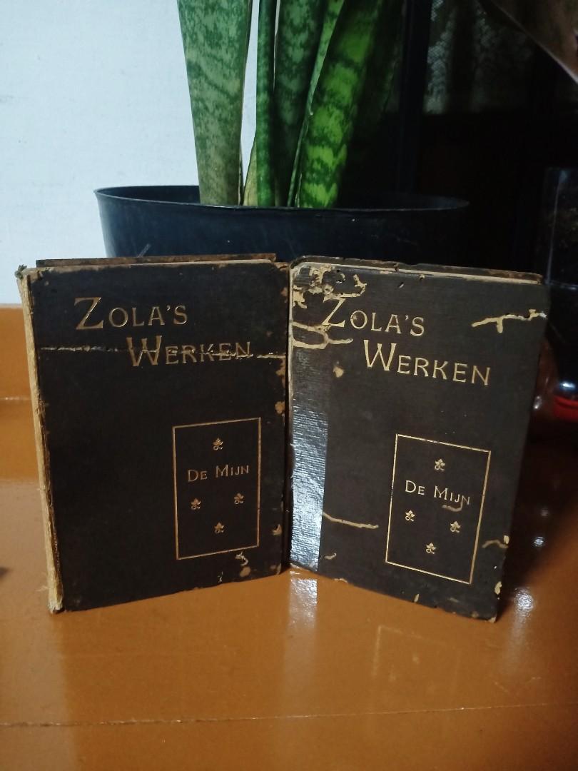 Zola's Werken
