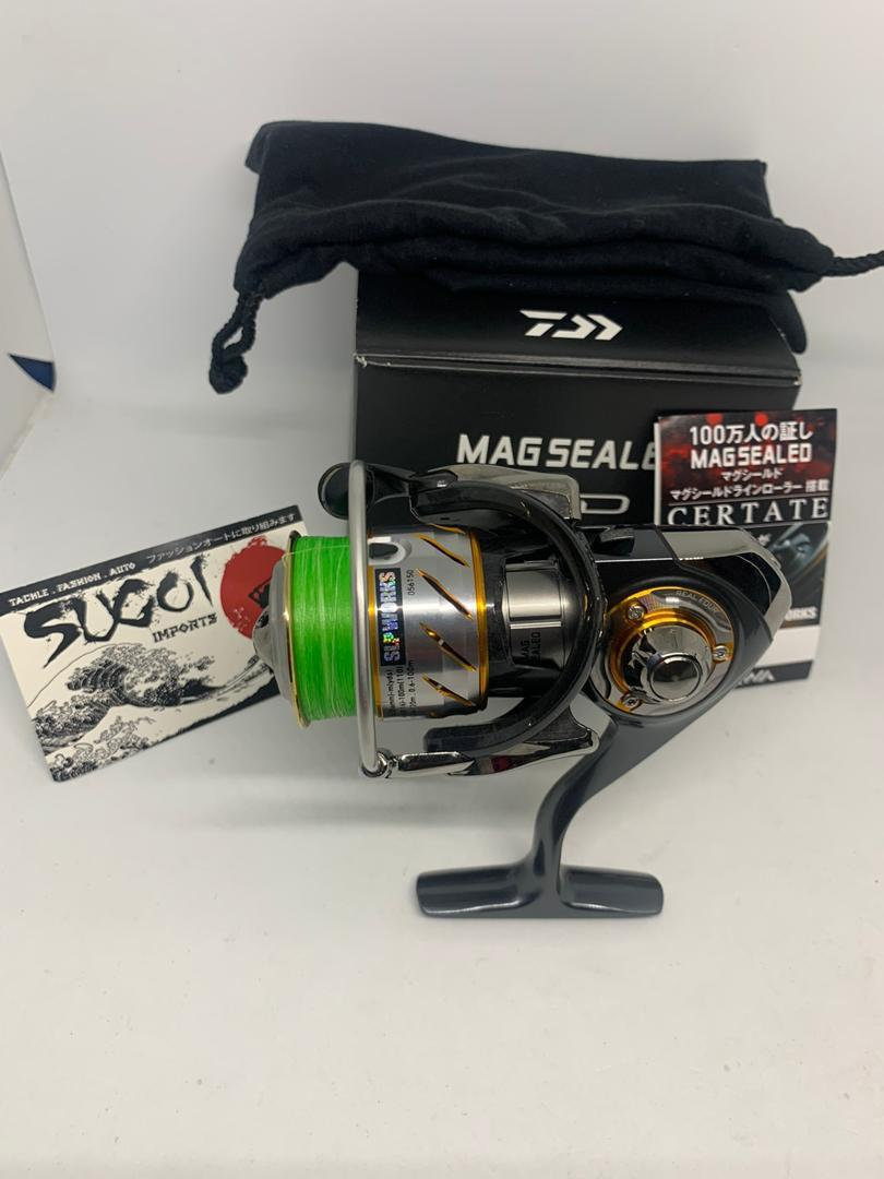 2013 Daiwa Certate 2004 ATD tuned by SLPWORKS