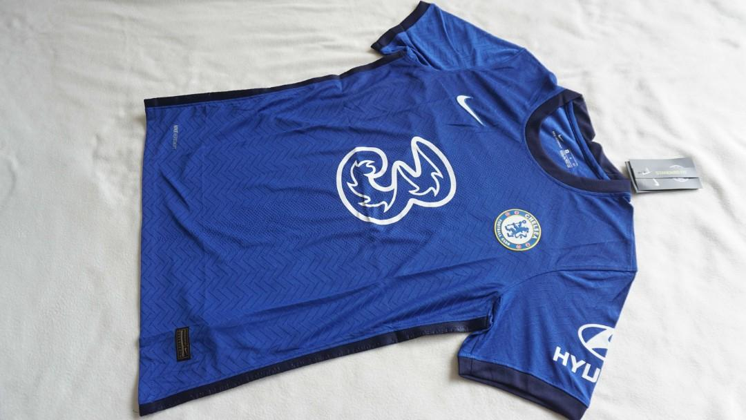 20/21 Chelsea Home Jersey (SI)