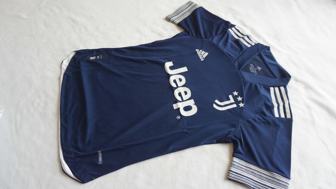 20/21 Juventus Away Jersey (PI)