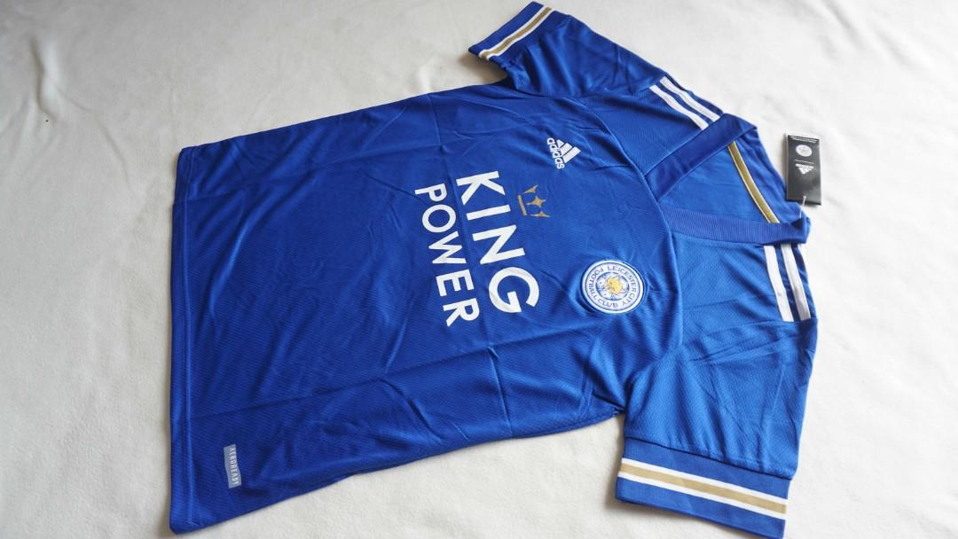 20/21 Leicester City Home Jersey (SI)