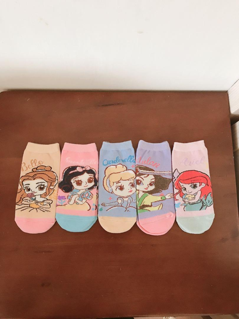 可愛兒童襪子5雙