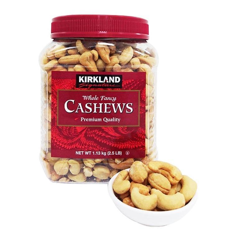 科克蘭 鹽烤腰果 1.13公斤 Kirkland 自有品牌 好市多代購 Costco