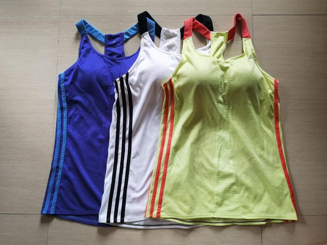 ADIDAS WOMEN Bra Top ( 3 in a bundle )